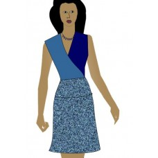 Aline Yoke Skirt PDF