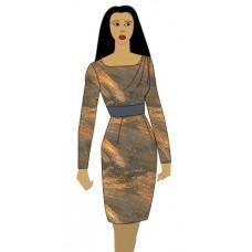 Boat-neck Dresses